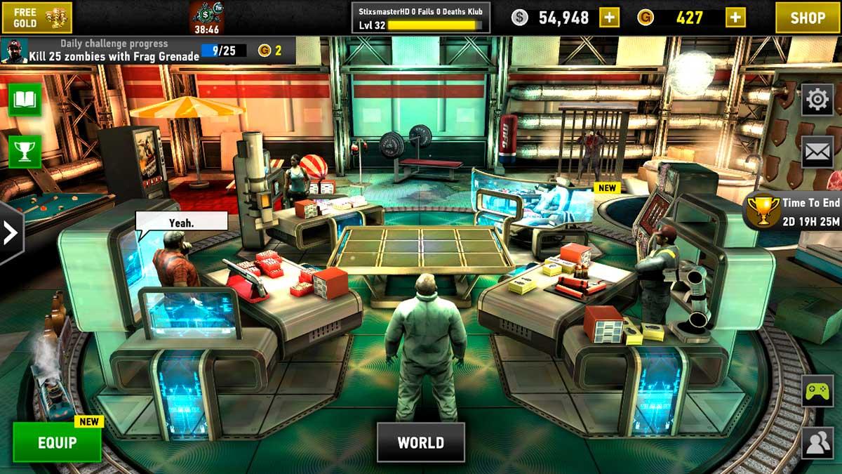 Los Mejores Juegos Gratis De Zombies Para Movil Todo De Zombie
