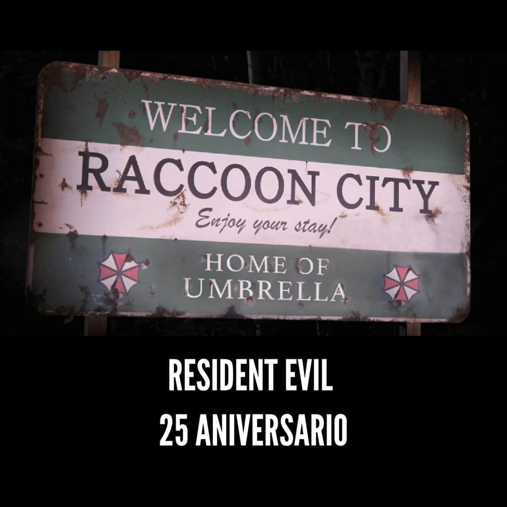 Podcast sobre el 25 aniversario de Resident Evil
