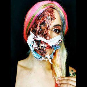 Abigail Ruiz - Maquilladora profesional FX