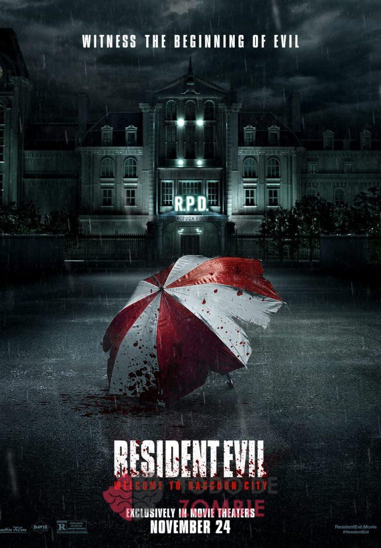 Resident Evil - 2021