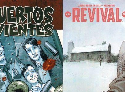 7 mejores cómics de zombies