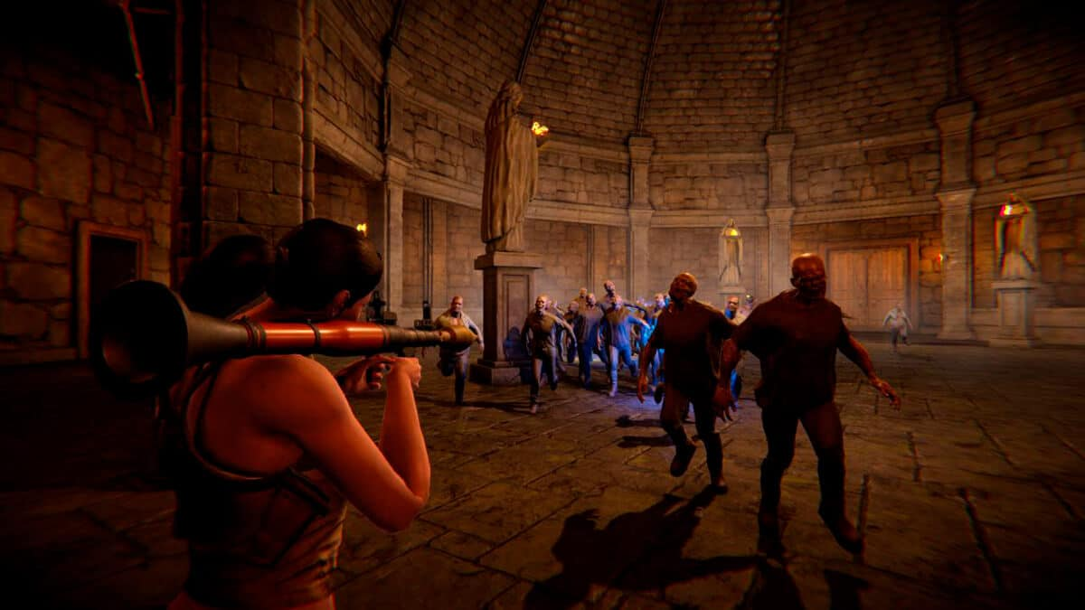 Blood Waves juego de zombies